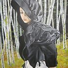 Run Through the Jungle (detail) by angel strehlen