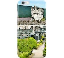 The Gardens watercolour iPhone Case/Skin