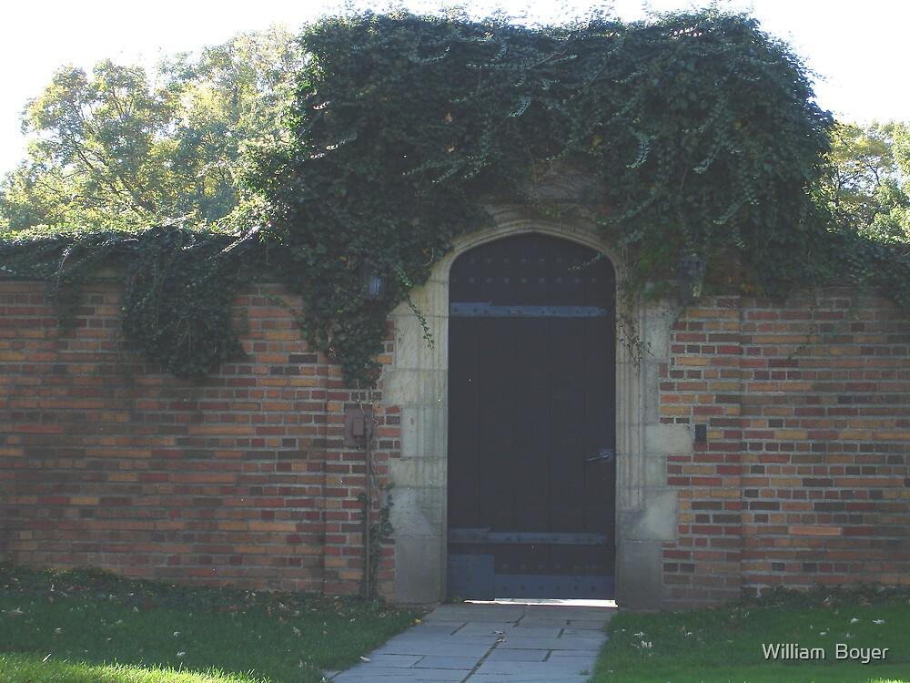 Meadowbrook Door by William  Boyer