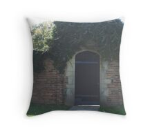 Meadowbrook Door Throw Pillow