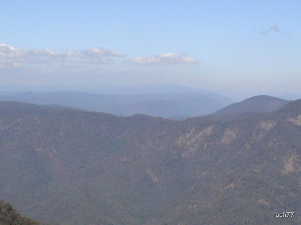 Austraian Ranges by rach77