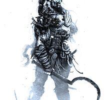 Khal Drogo by Austen Mengler