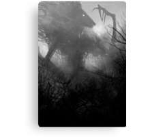 The Ancient Canvas Print