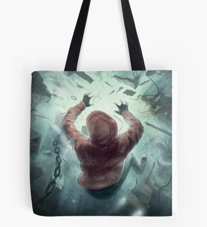 DESPONDENCY - Part I Tote Bag