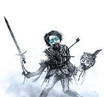Arya Stark by Austen Mengler
