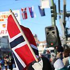Norway visits Alaska by Robert Phelps