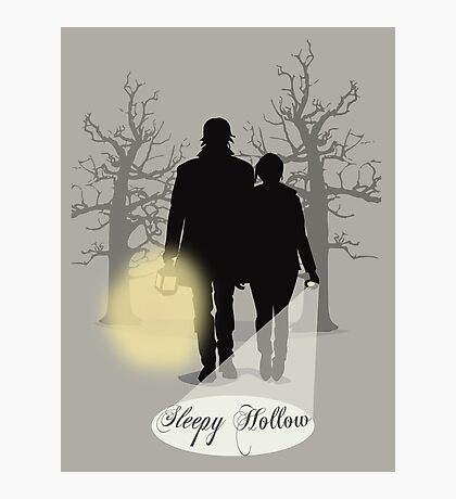 Simply Sleepy Hollow Photographic Print