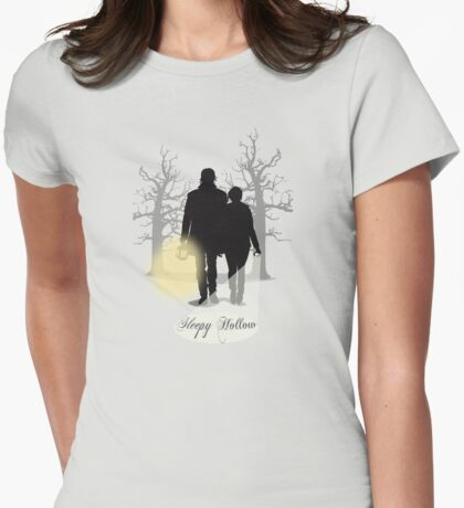 Simply Sleepy Hollow Womens Fitted T-Shirt