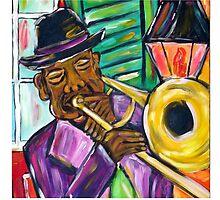 Preservation Jazz, Ya'll! by Angel Turner Dyke