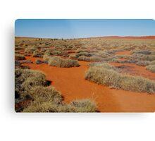 Spinifex Valley, Madigan Line, Simpson Desert Metal Print