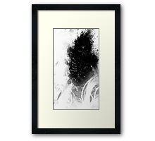 Firestalker Framed Print