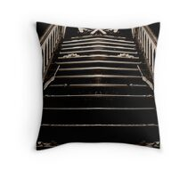 Don't go there! Throw Pillow