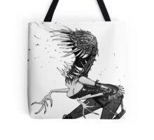 Deer Dance Tote Bag