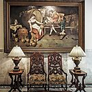 Cavalier Spirit - Renaissance Style by TonyCrehan