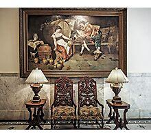 Cavalier Spirit - Renaissance Style Photographic Print