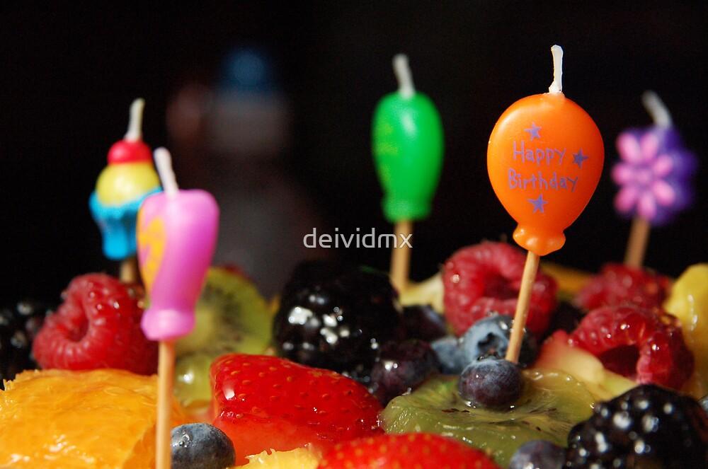 Happy Birthday by deividmx