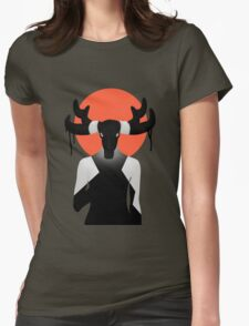 lady d  Womens Fitted T-Shirt
