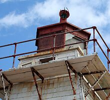 Judes Point Lighthouse by DJ Fortune