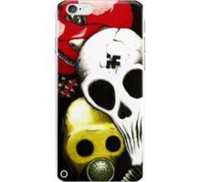 Masks iPhone Case/Skin