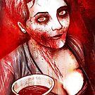Bloodstain by Austen Mengler