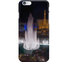 Bellagio Fountains iPhone Case/Skin