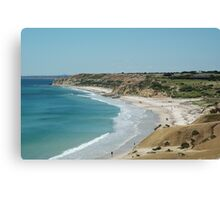 Port Willunga, South Australia Canvas Print