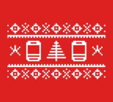 BB Ugly Sweater Baby Tee