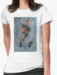 Every Eye is A Seer - By Toph Womens Fitted T-Shirt