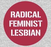 Radical Feminist Lesbian Kids Clothes