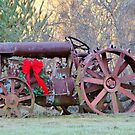 Old Tractor by Cynthia48