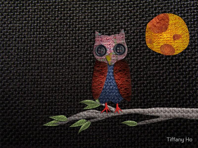 Owl by Tiffany Ho
