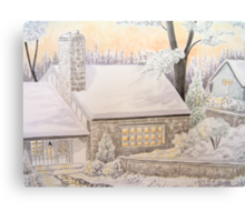 No Place Like Home Canvas Print
