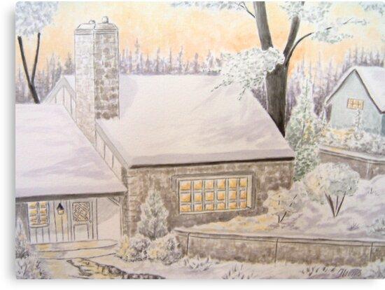 No Place Like Home by Ilunia Felczer