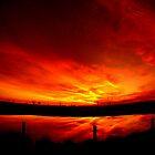Mystery sunset... by Jarrod Lees