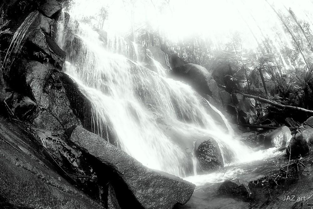 Toronga Falls... by Jarrod Lees