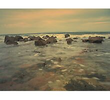first attempt seascape Photographic Print
