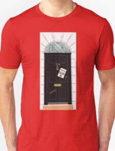 SuperWhoLocked in 221B T-Shirt