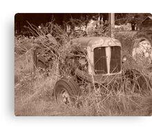Tractor 2 Canvas Print