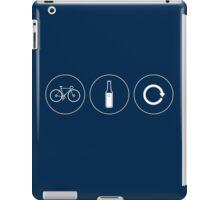 Ride. Relax. Repeat. iPad Case/Skin