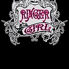RINGER GIRL, LOMPOC HORSESHOE PITCHING by ABSTRACT