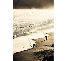 Fishermen Photographic Print