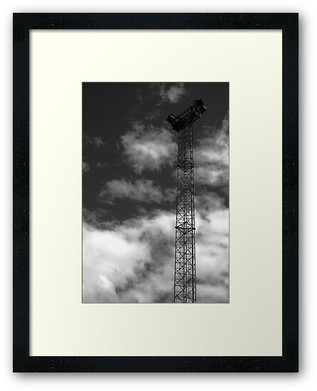 Light Tower by Jonathan Russell