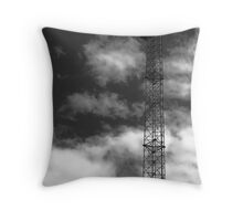 Light Tower Throw Pillow