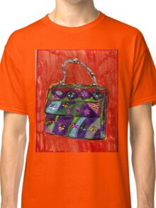 Pop Art Purse  Classic T-Shirt