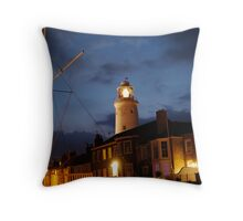 """Lighthouse"" Throw Pillow"
