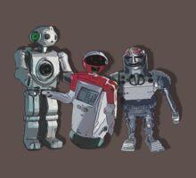 Kinky Robots! by Bobby Dazzler