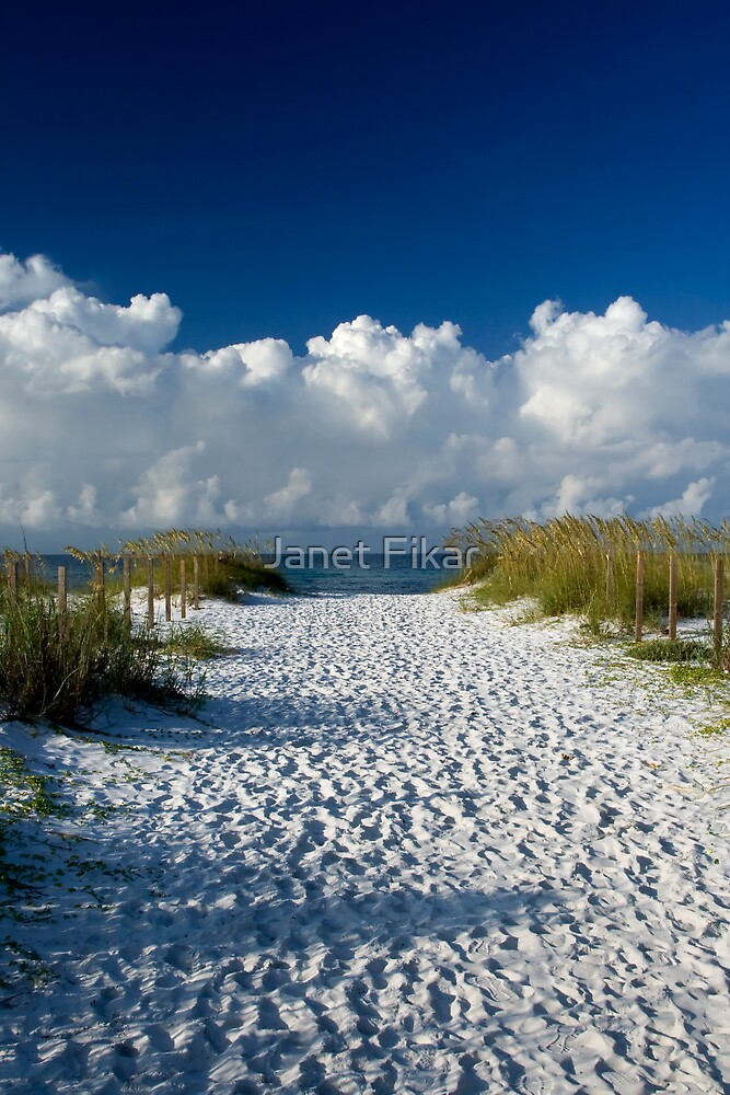 Pathway to Heaven by Janet Fikar