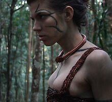 Warrior by chona