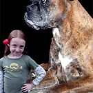 Morgan's Big Dog by quin10