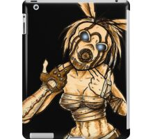 Psycho Lacey iPad Case/Skin